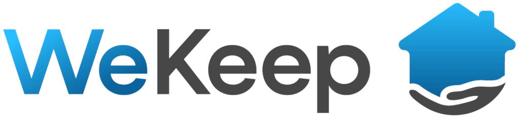 We Keep logo