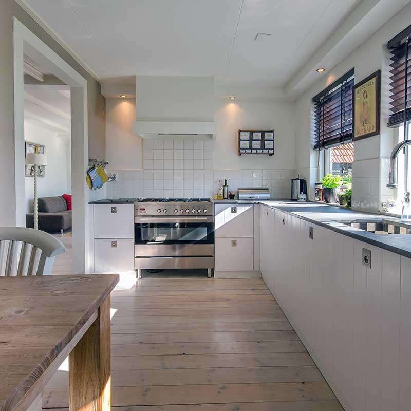 Lejer hos We Keep - Køkken i lejlighed